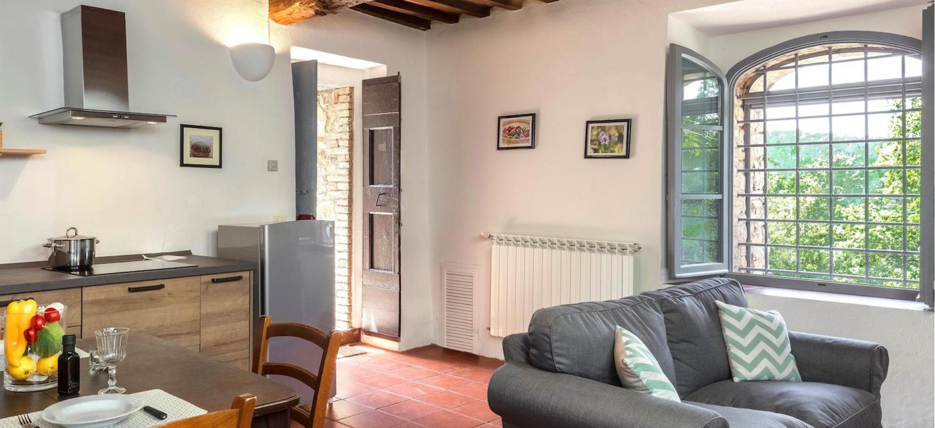 Comfortabele agriturismo in de rustige heuvels rond Siena