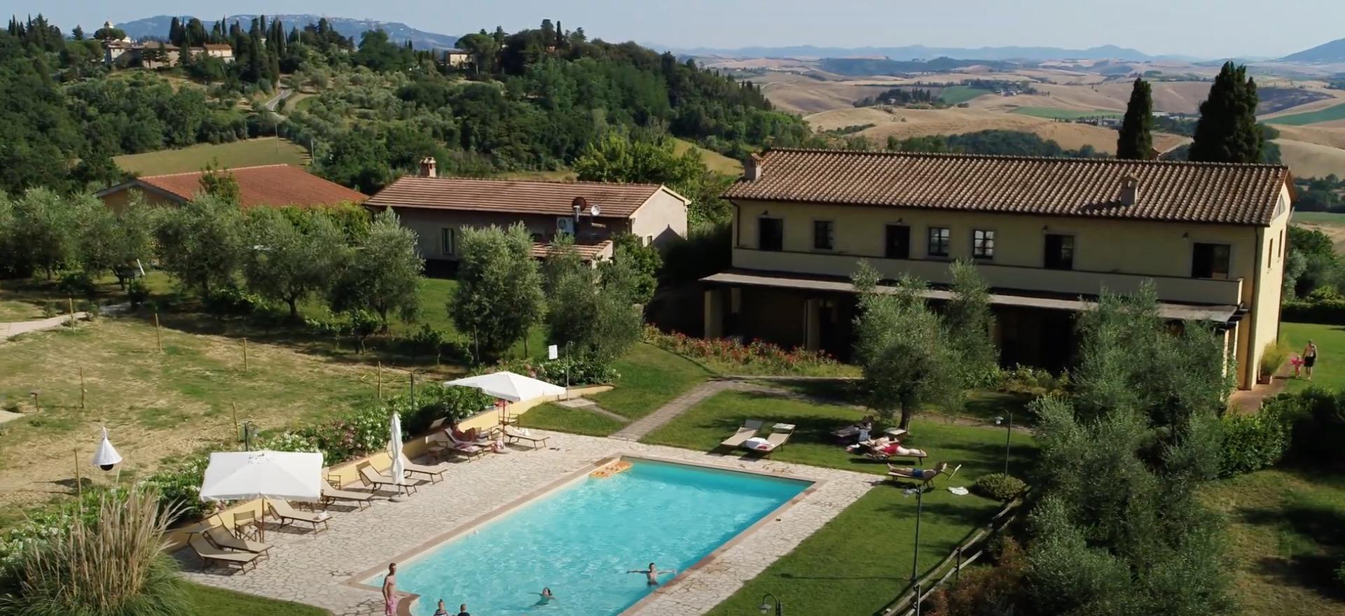 Agriturismo Toscane, gemoedelijk tussen de wijngaarden