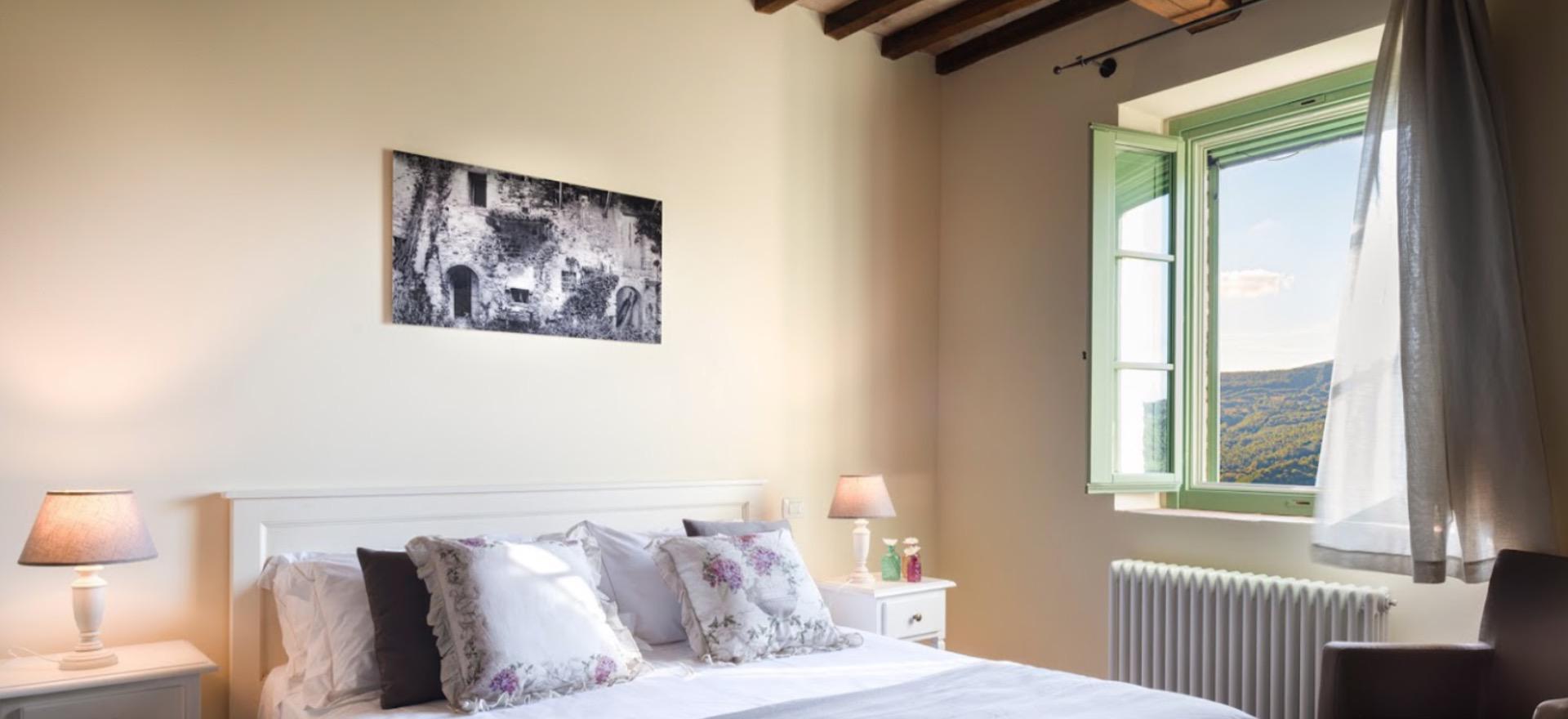 Familievriendelijk resort in het hart van Umbrië