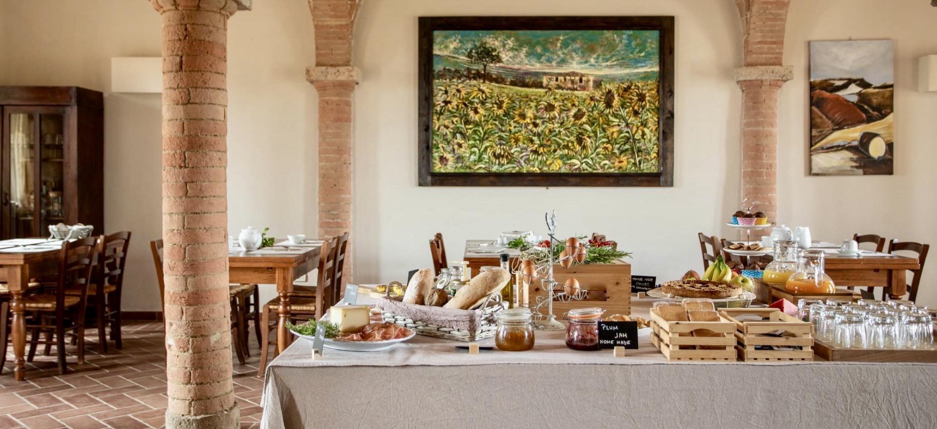 Kindvriendelijke agriturismo in Toscane met pizza avond