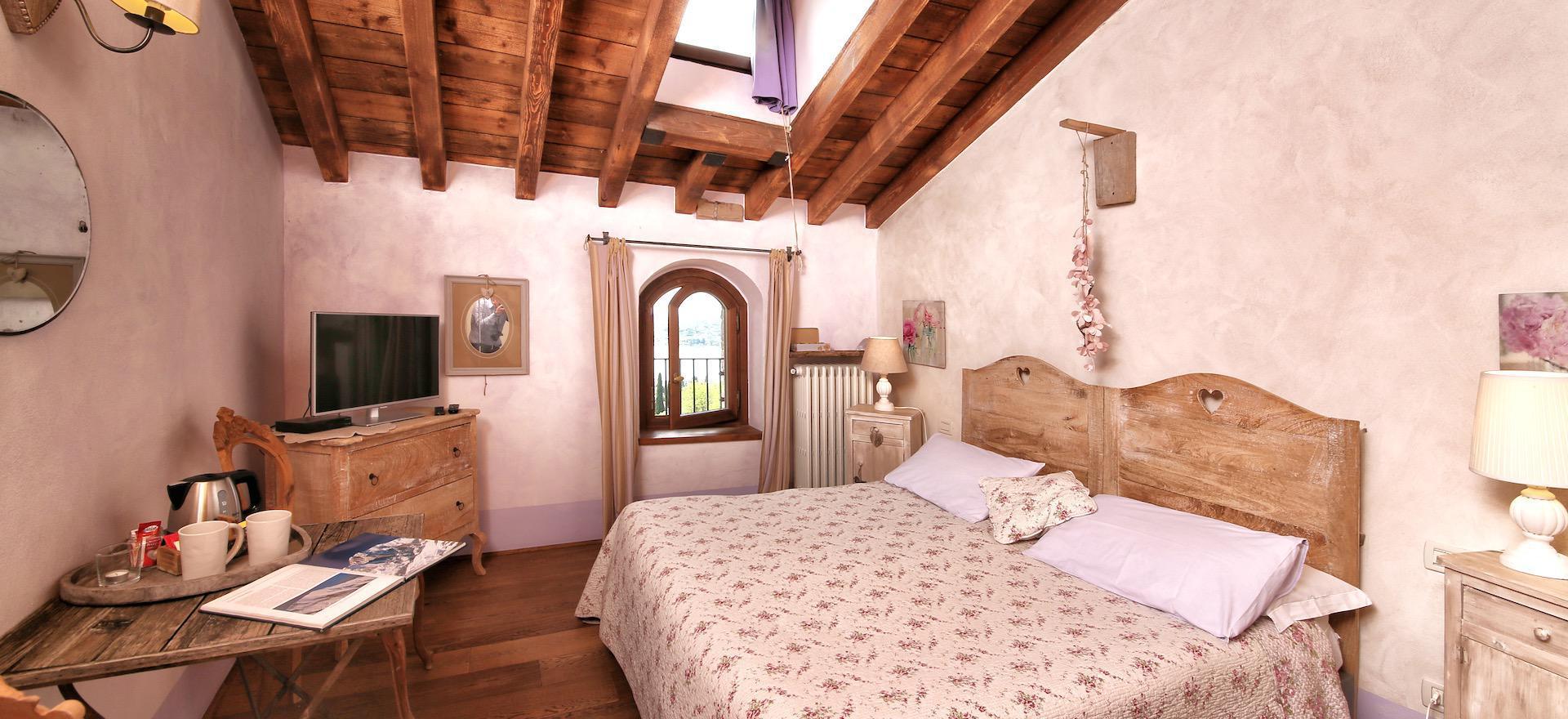 Agriturismo Gardameer met bijzonder stijlvol interieur