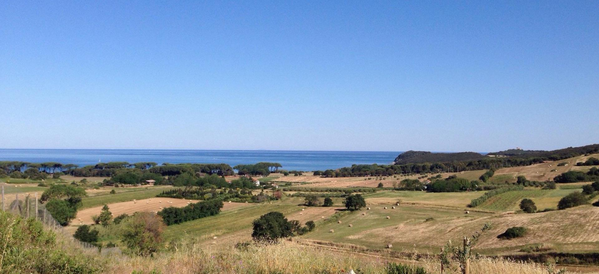 Gastvrije agriturismo in zuid Toscane nabij zee