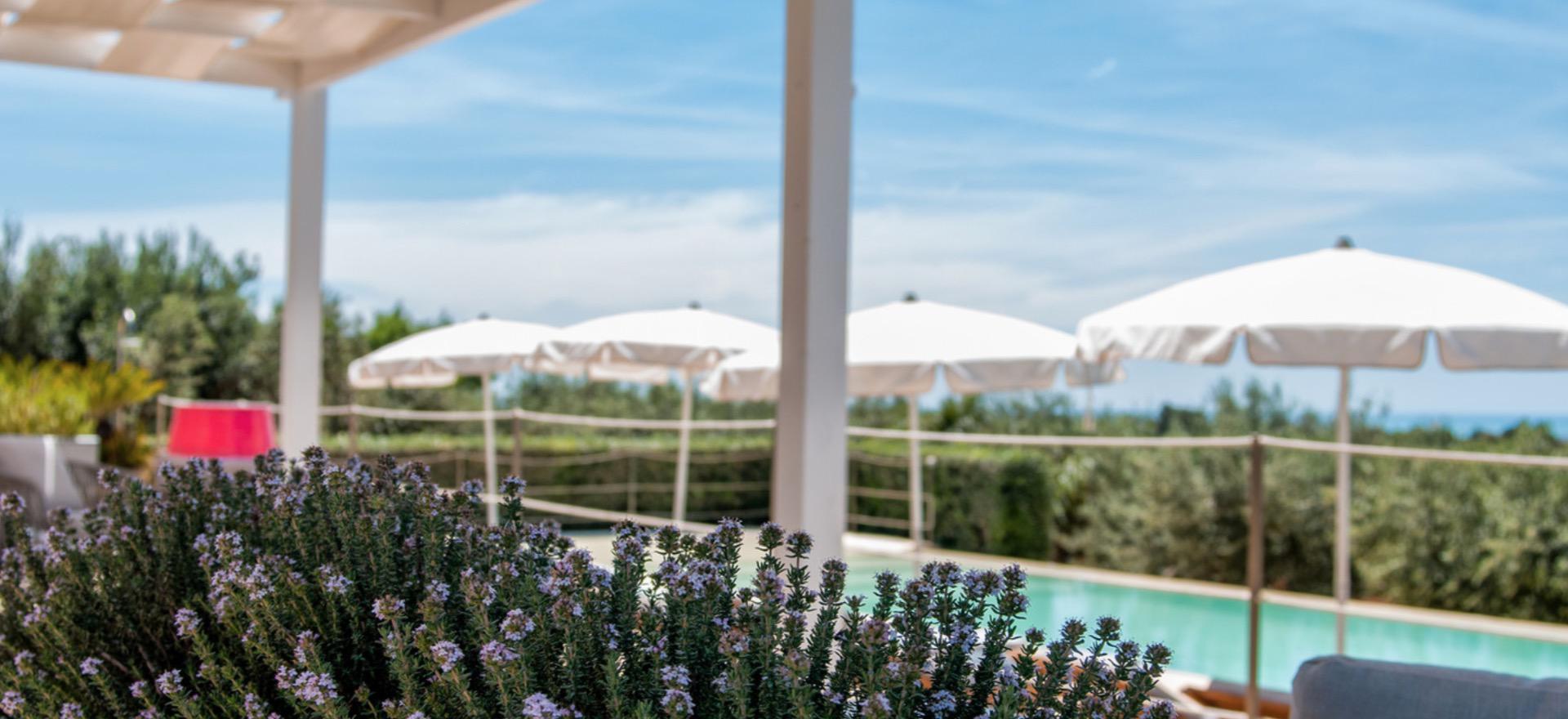Gemoedelijke agriturismo met restaurant op Sicilië, vlakbij zee