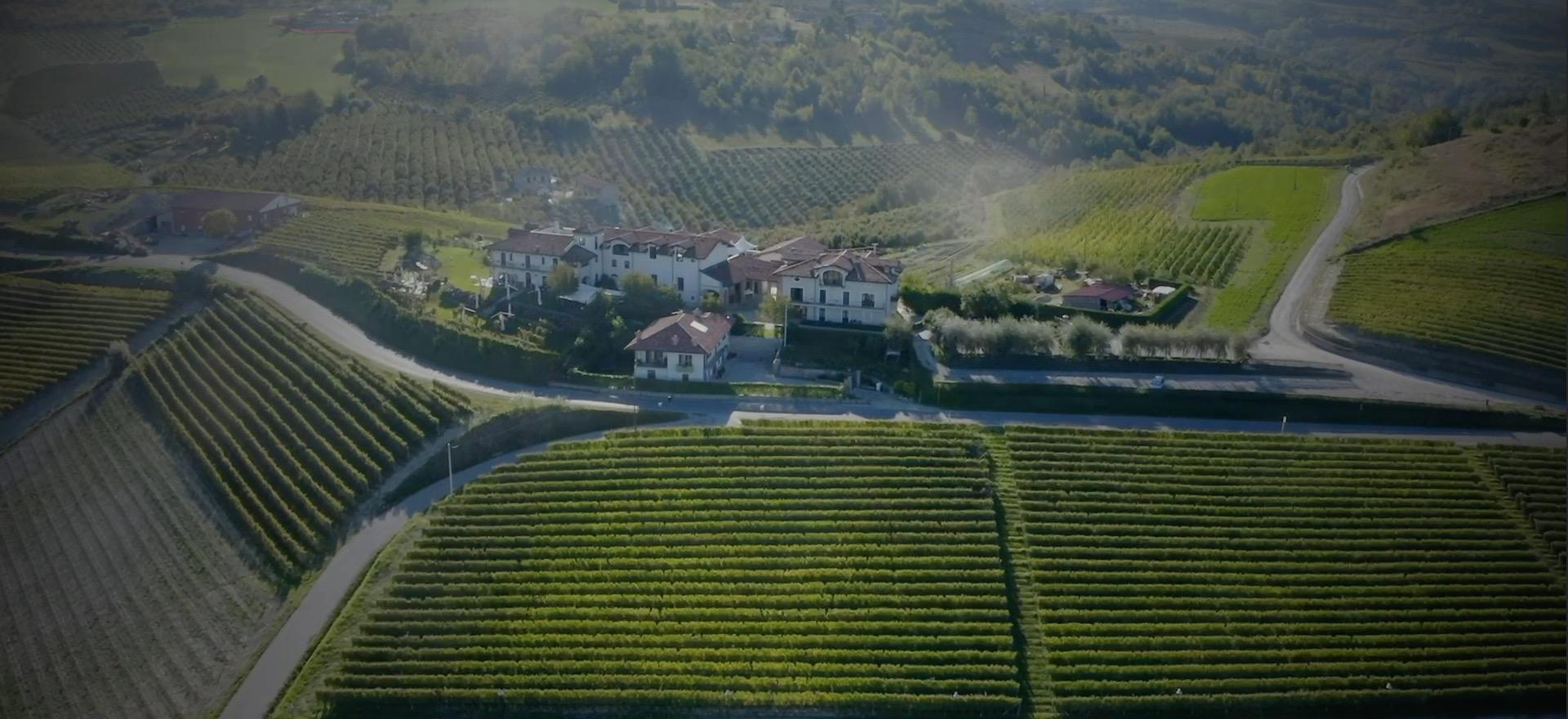 Agriturismo Piemonte, goed restaurant en wijnkelder