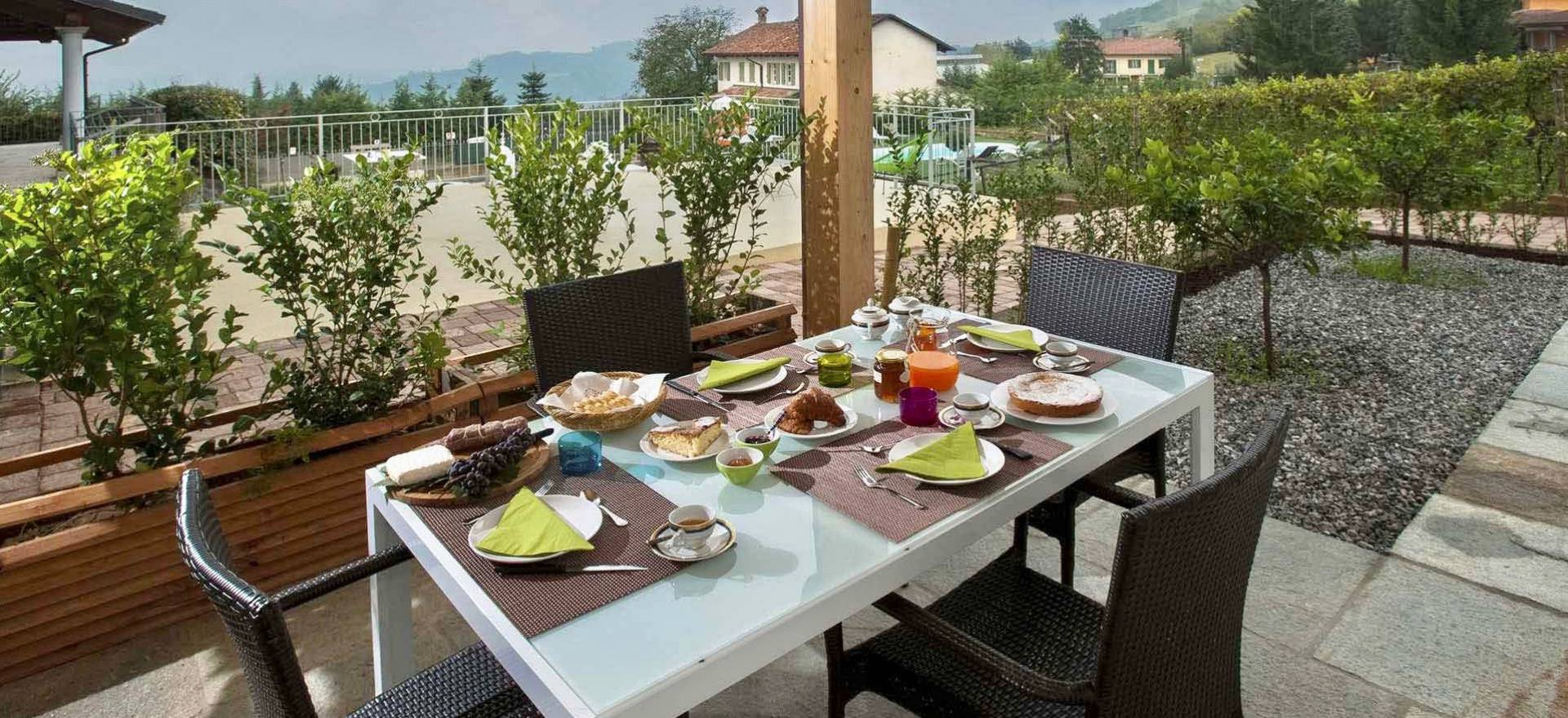 Elegante appartementen bij vriendelijke eigenaren in Piemonte