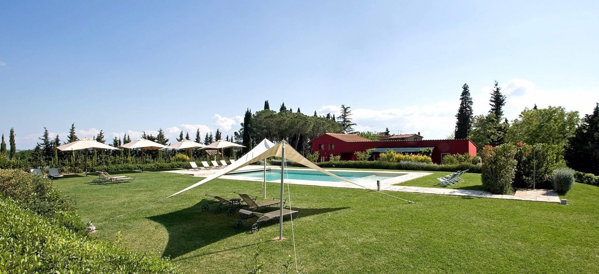 Luxe agriturismo in Toscane vlakbij San Gimignano