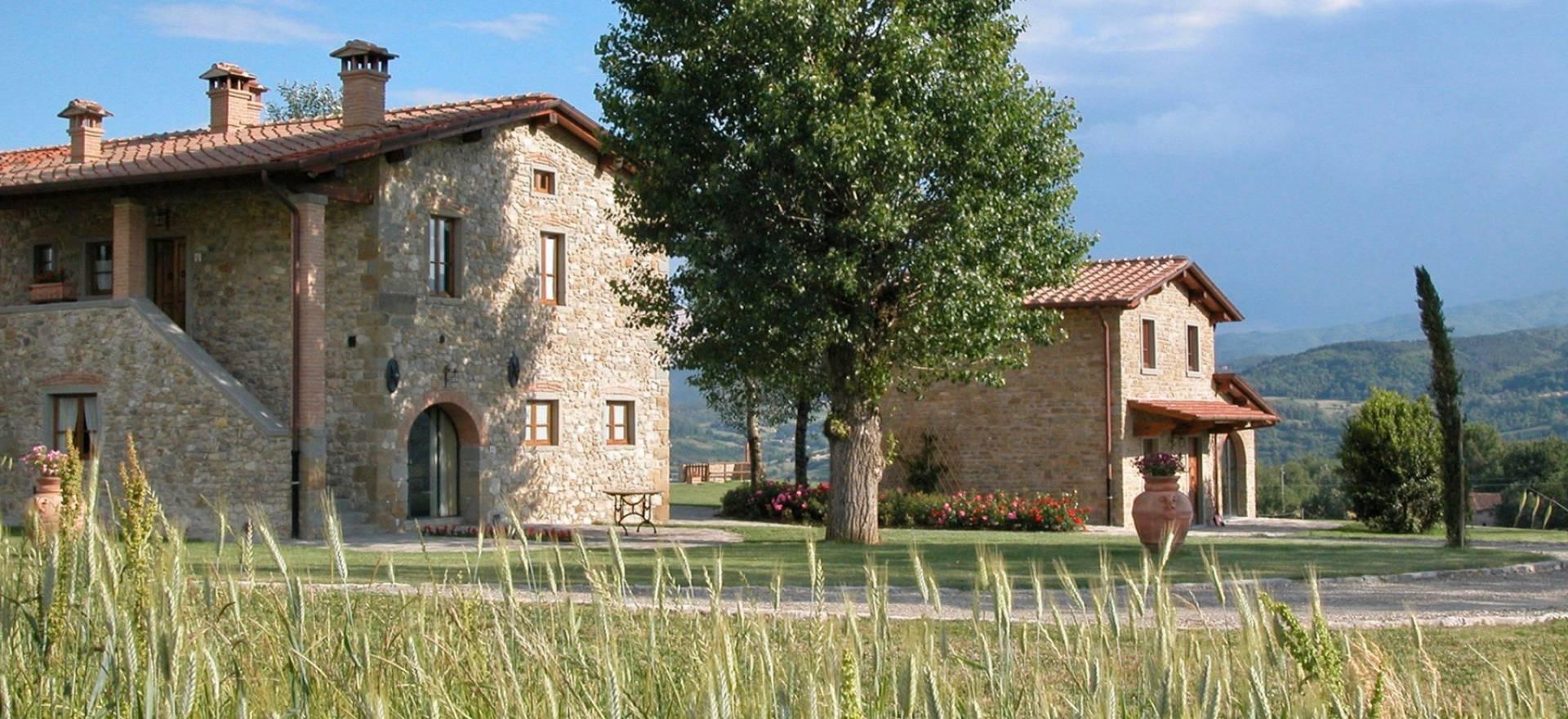 Agriturismo Toscane, zwembad en veel speelruimte