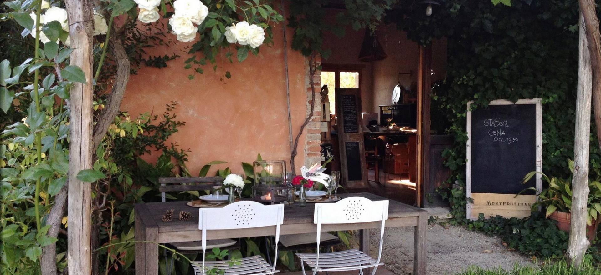 Biologische agriturismo vlakbij Montepulciano in Toscane