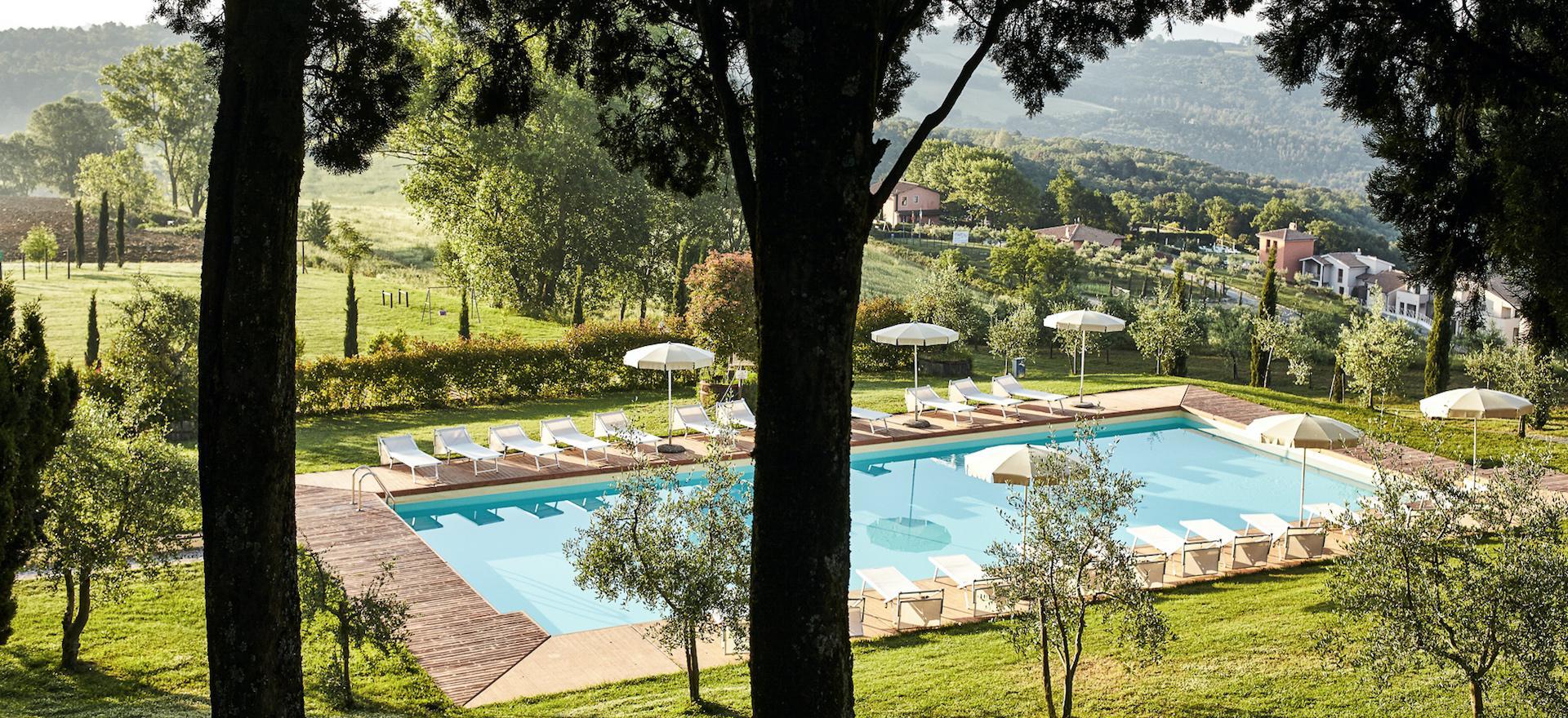 Kindvriendelijke agriturismo centraal gelegen in Toscane