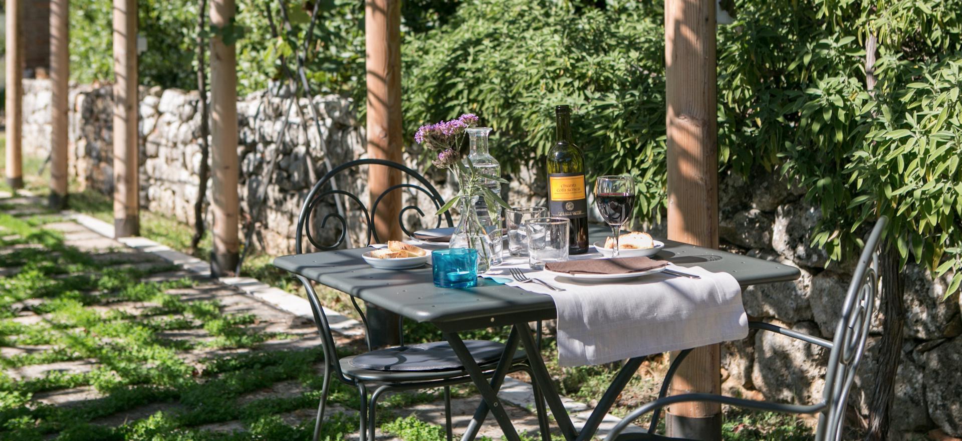 Agriturismo Toscane vlakbij goed restaurant