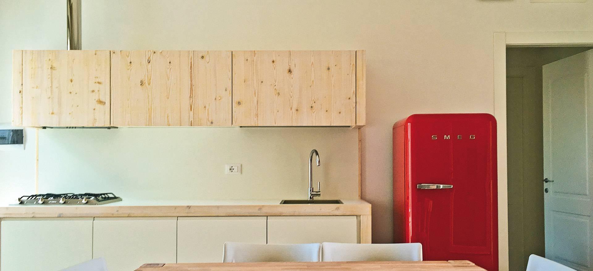 Luxe agriturismo vlakbij zee, met moderne appartementen