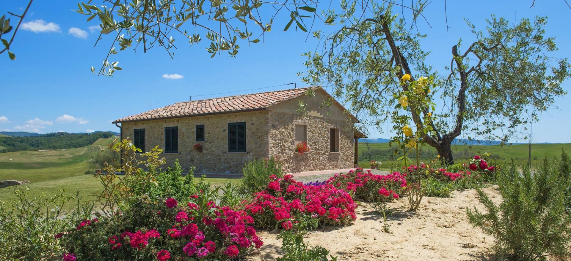 Familie-vriendelijke agriturismo Toscane met mooi zwembad