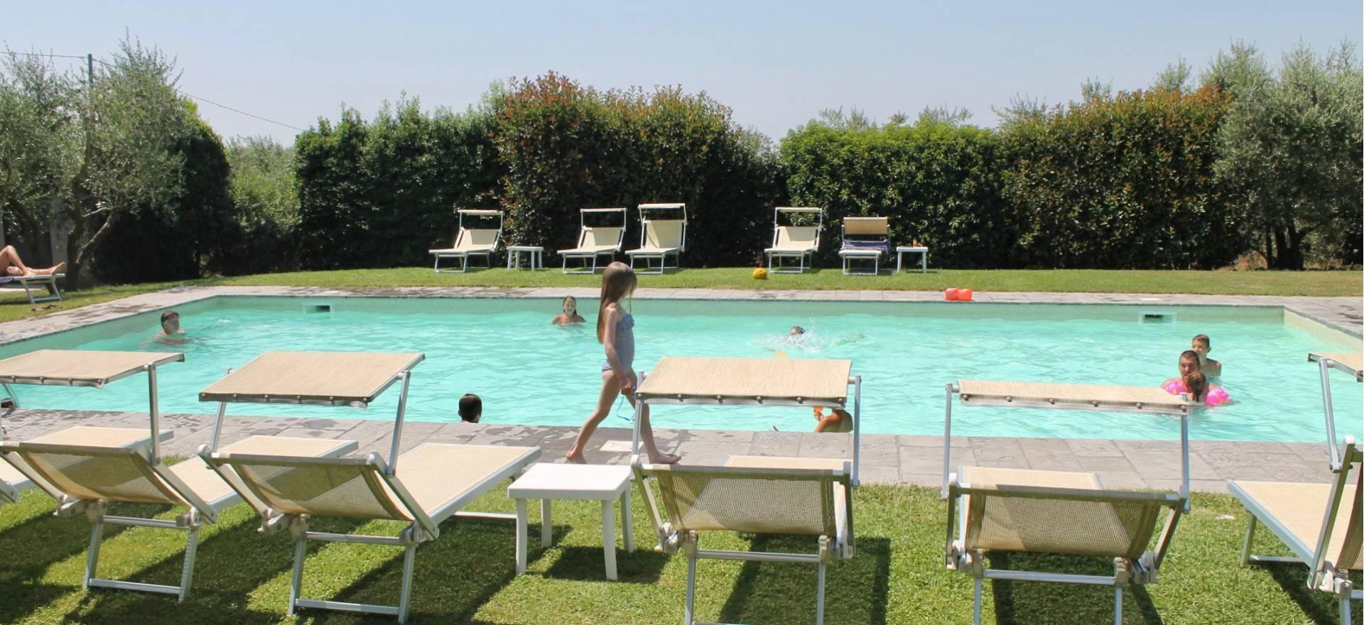 Kindvriendelijke en stijlvolle agriturismo Toscane