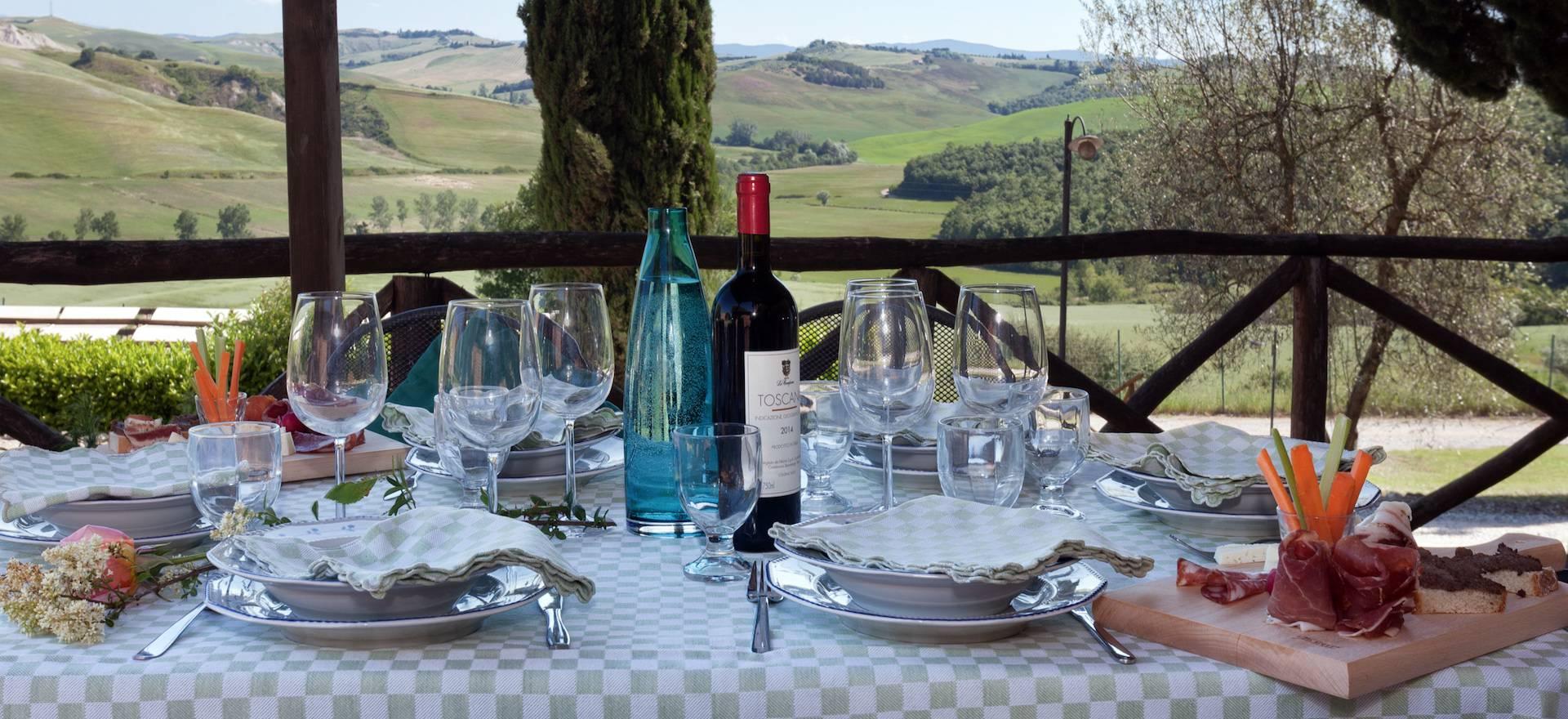 Agriturismo in Toscane met prachtig uitzicht