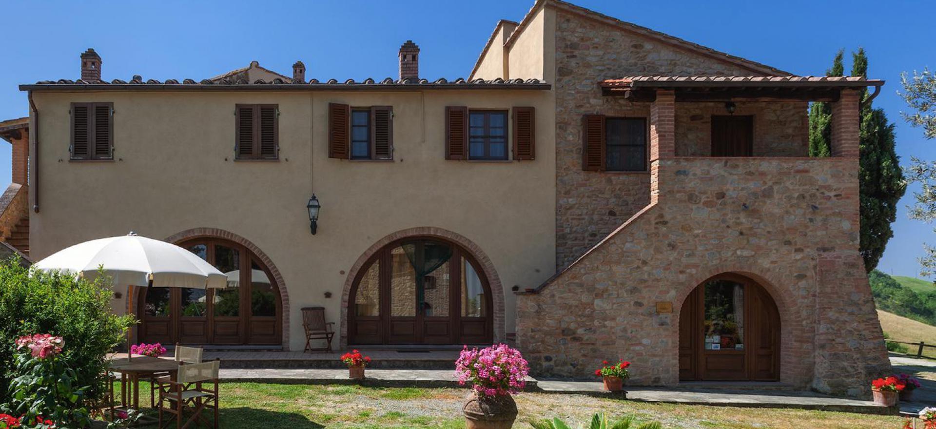 Gastvrije agriturismo in Toscane waar la mamma kookt