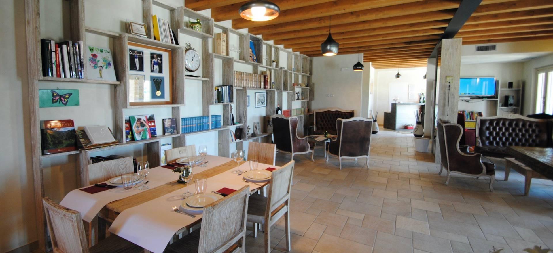 Mooie agriturismo in Marche met restaurant