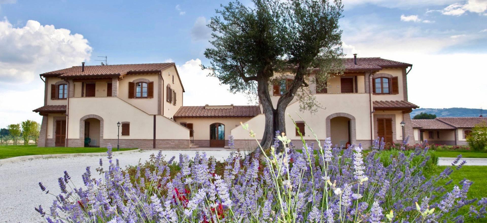 Agriturismo Umbrie, vlakbij Assisi en met ontbijt