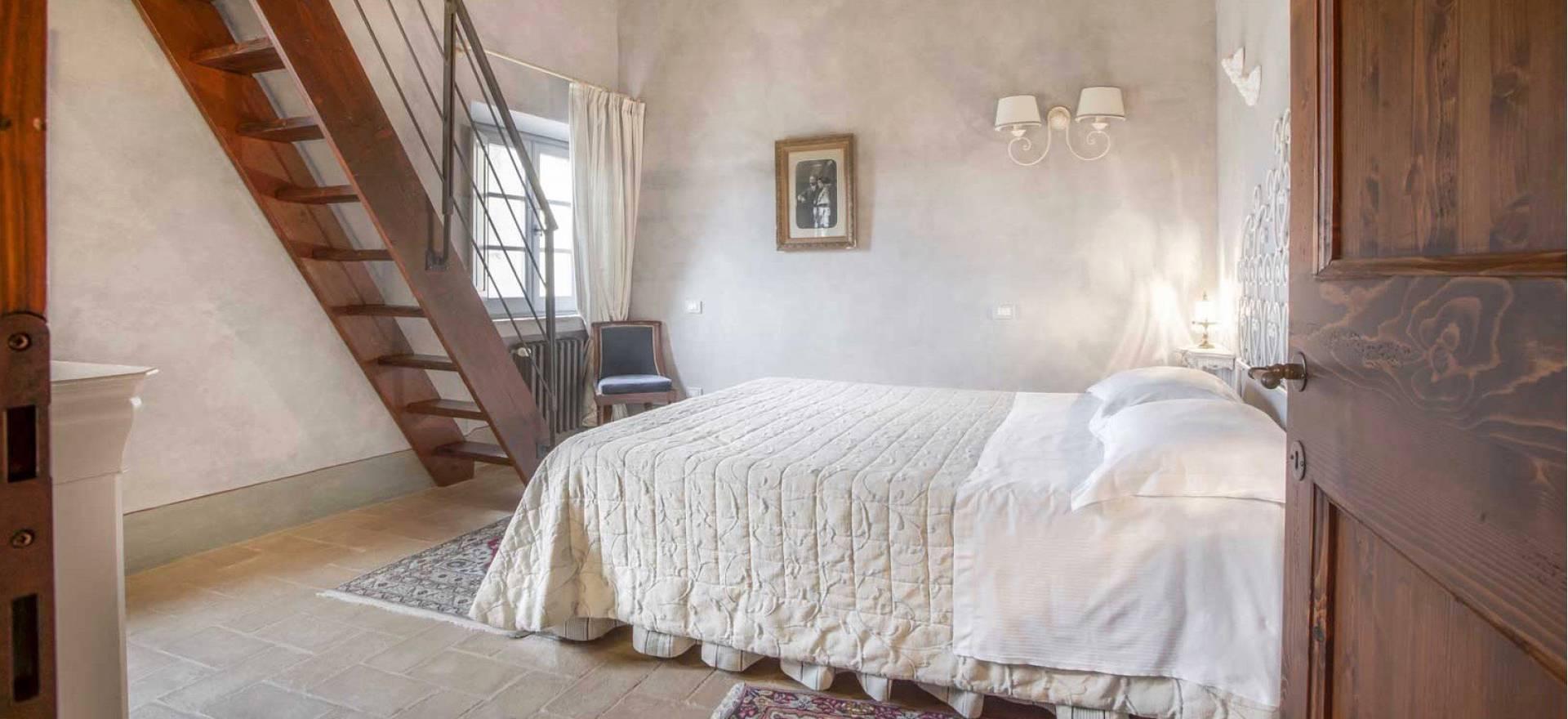 Agriturismo San Gimignano met romantisch interieur