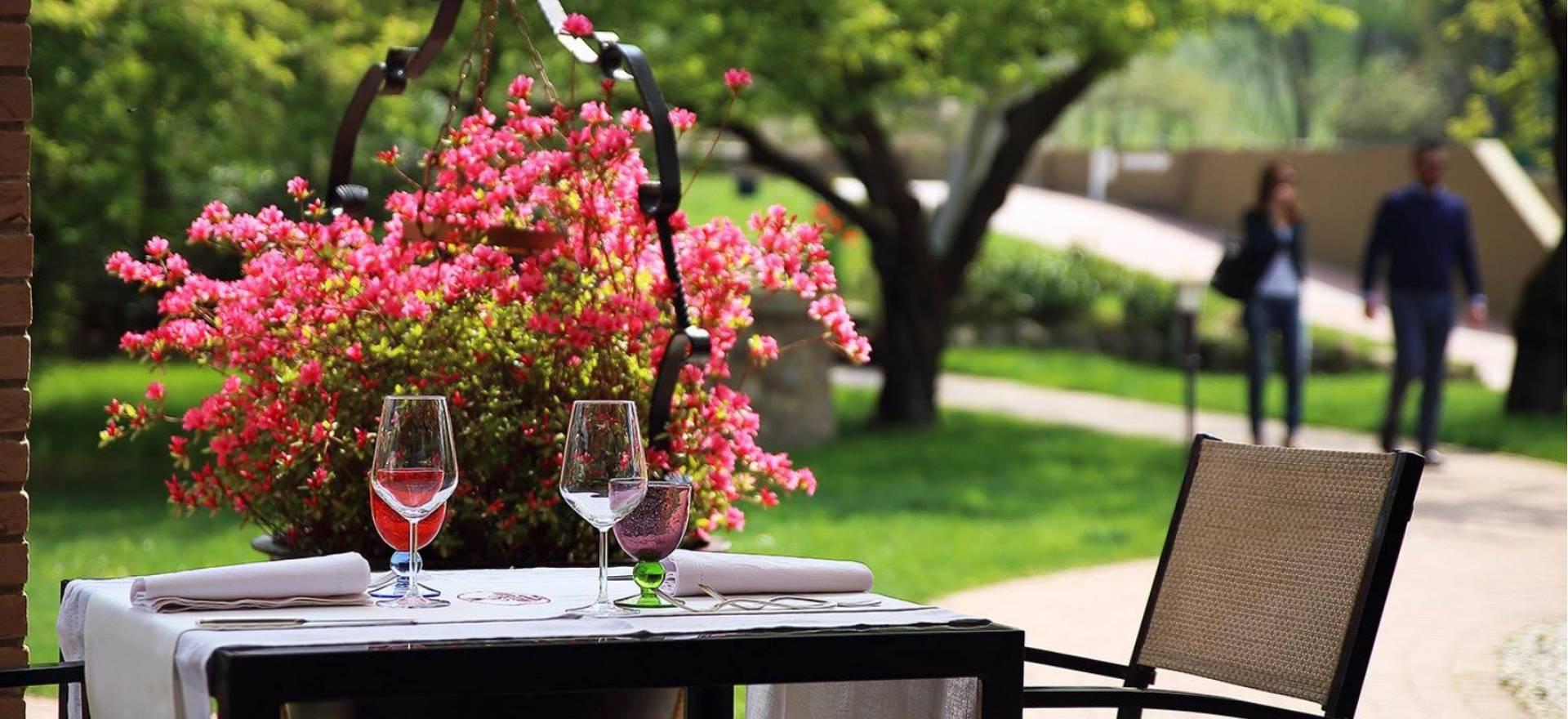 Luxe agriturismo Gardameer met goed restaurant