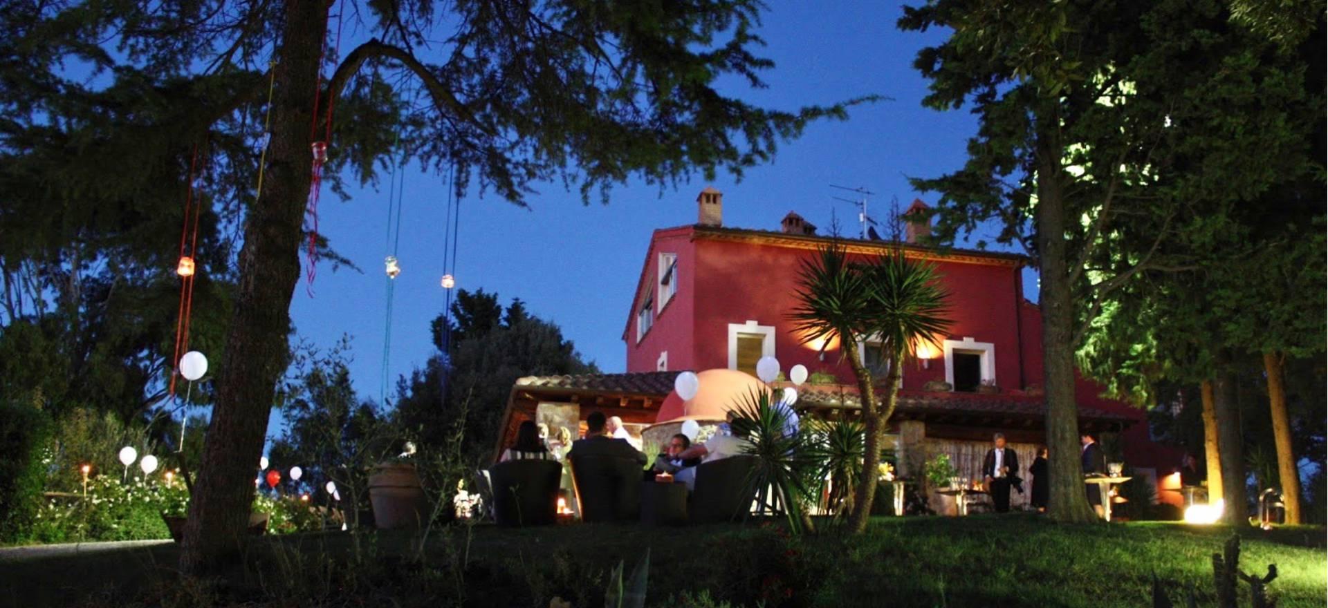 Mooie agriturismo in Zuid Toscane met zeezicht