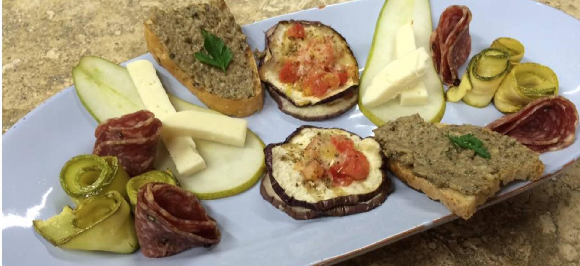 Culinaire agriturismo in het hart van Toscane