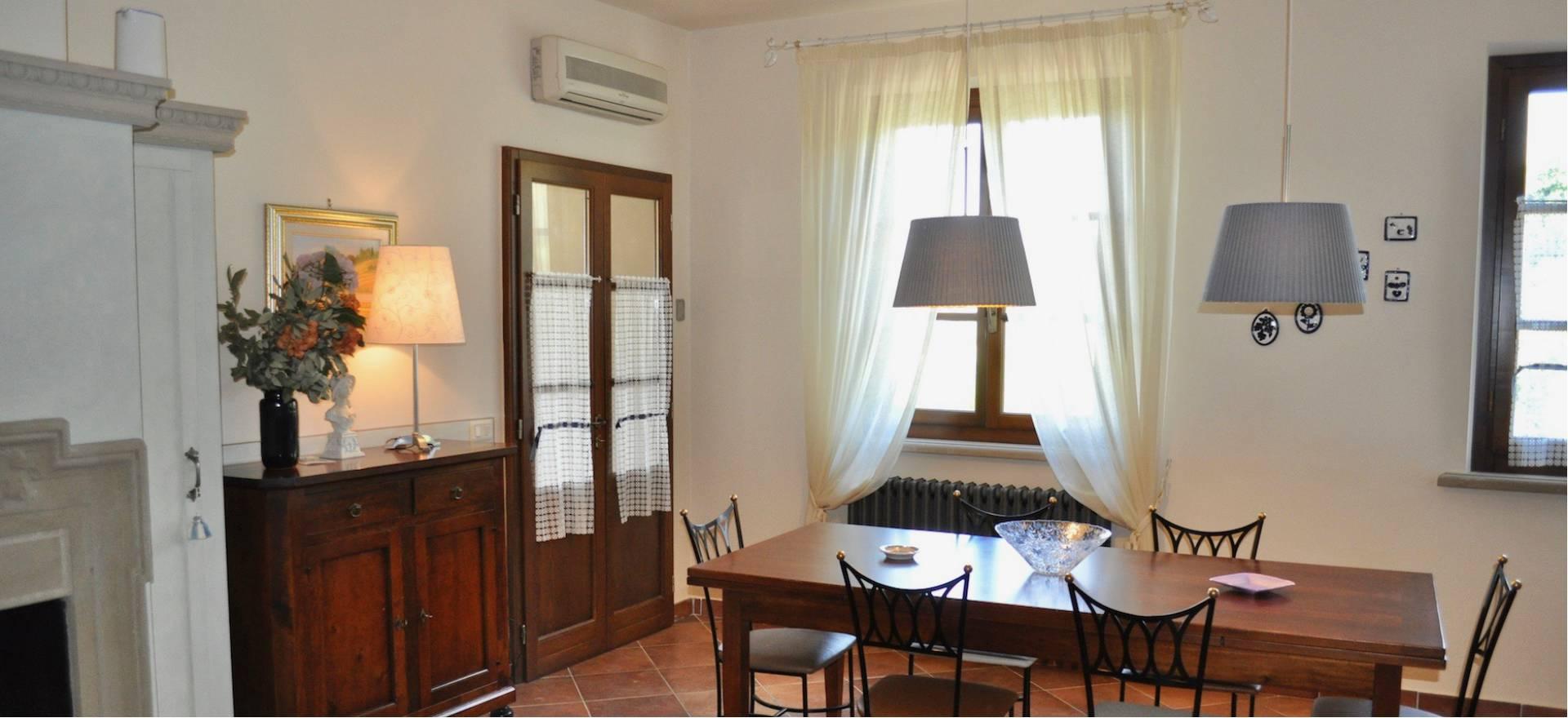 Kleine en luxe agriturismo bij Volterra in Toscane