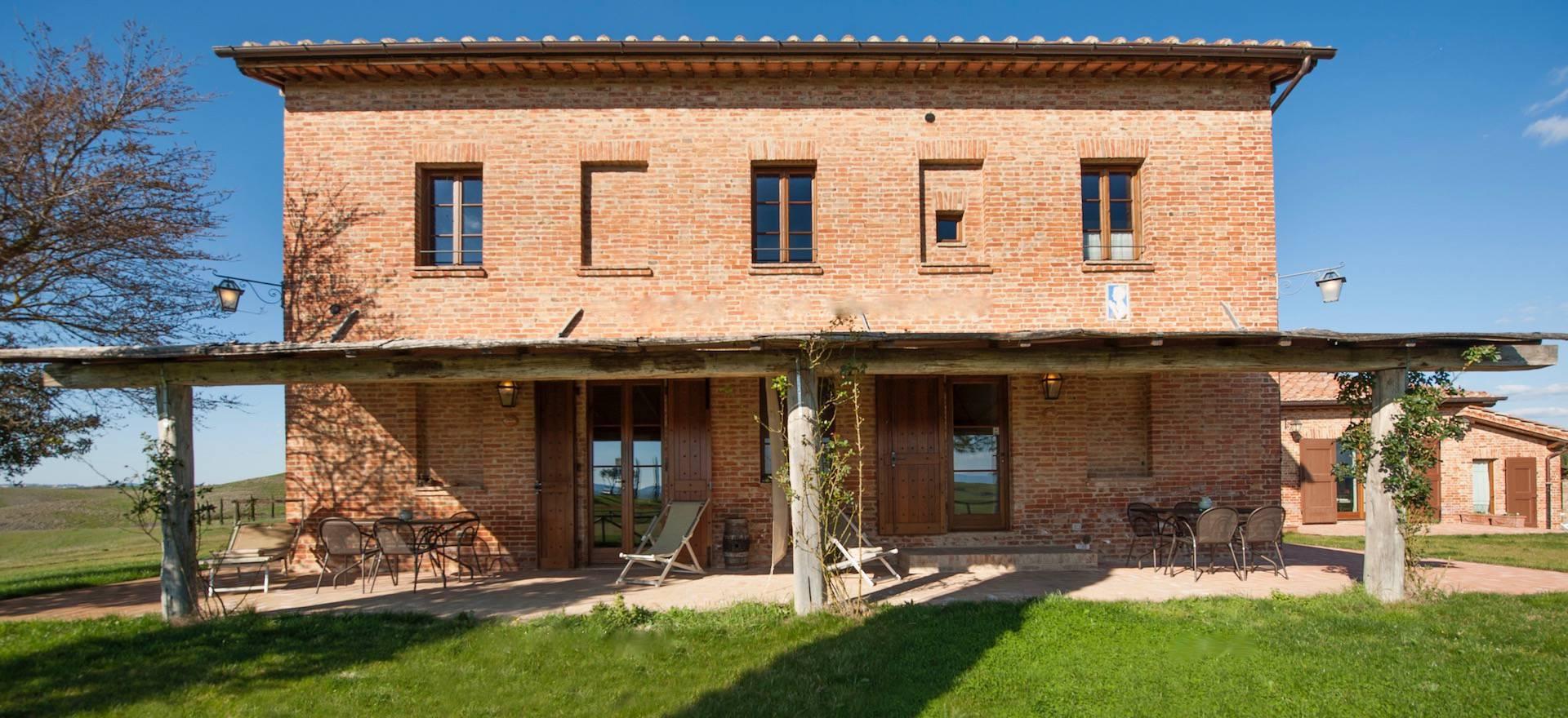 Luxe agriturismo Siena voor rust en comfort