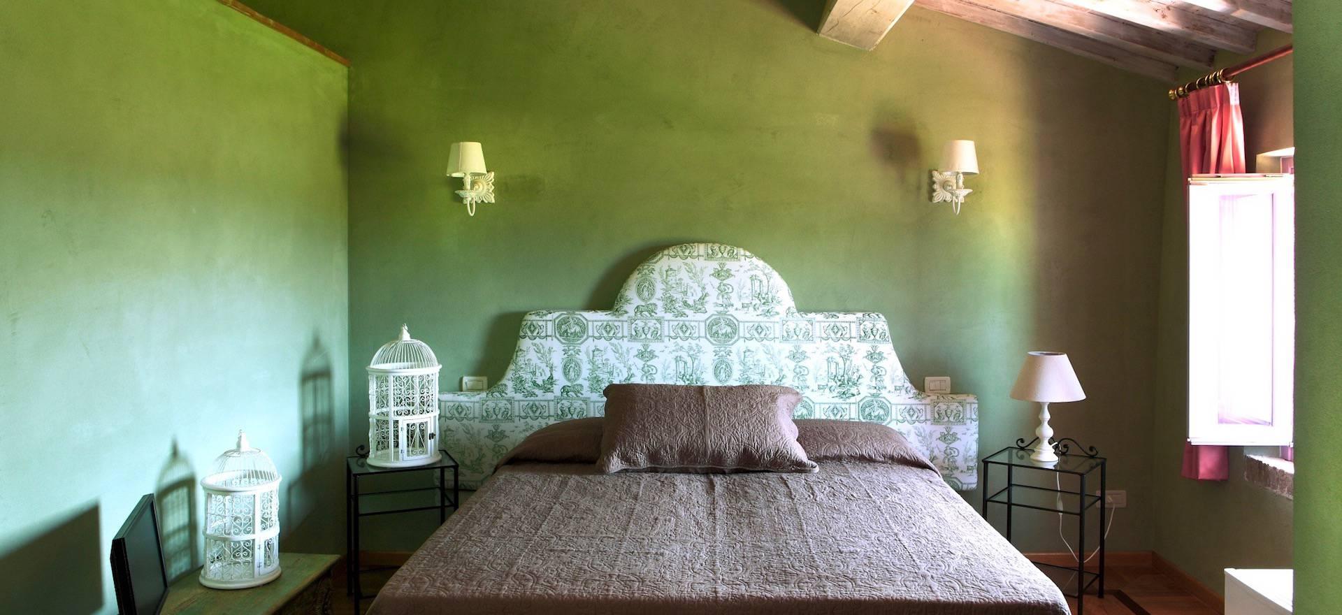 Zeer sfeervolle kamers in een agriturismo in Toscane