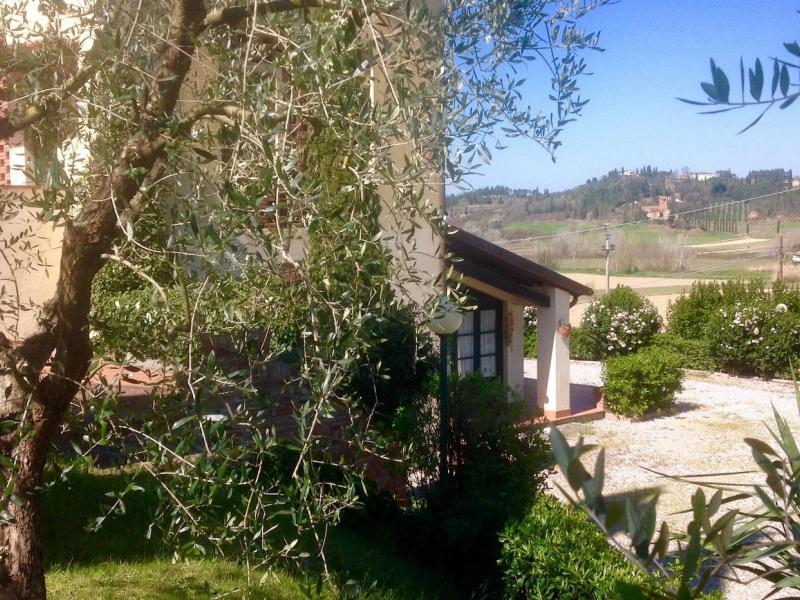 Agriturismo Toscane Familie agriturismo met groot zwembad en peuterbadje