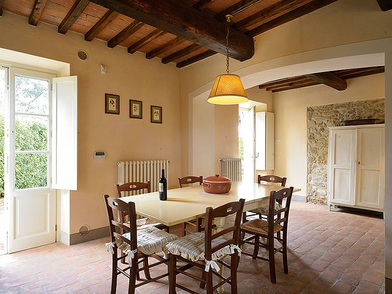 Agriturismo Toscane Kindvriendelijke en stijlvolle agriturismo Toscane