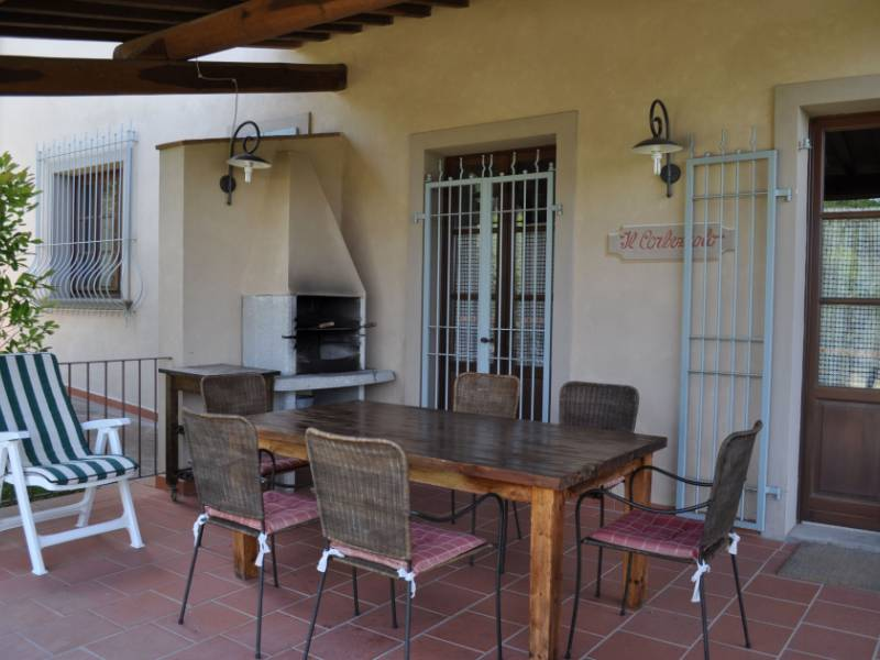 Agriturismo Toscane Kleine en luxe agriturismo bij Volterra in Toscane