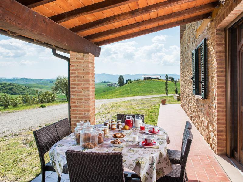 Agriturismo Toscane Leuke agriturismo in Toscane met panoramisch zwembad