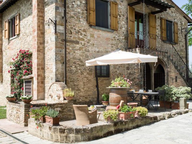 Agriturismo Toscane Leuke wijnboerderij voor families in Toscane