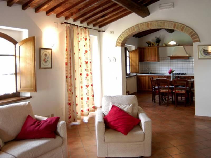 Agriturismo Toscane Twee landhuizen in Toscane met prive zwembad
