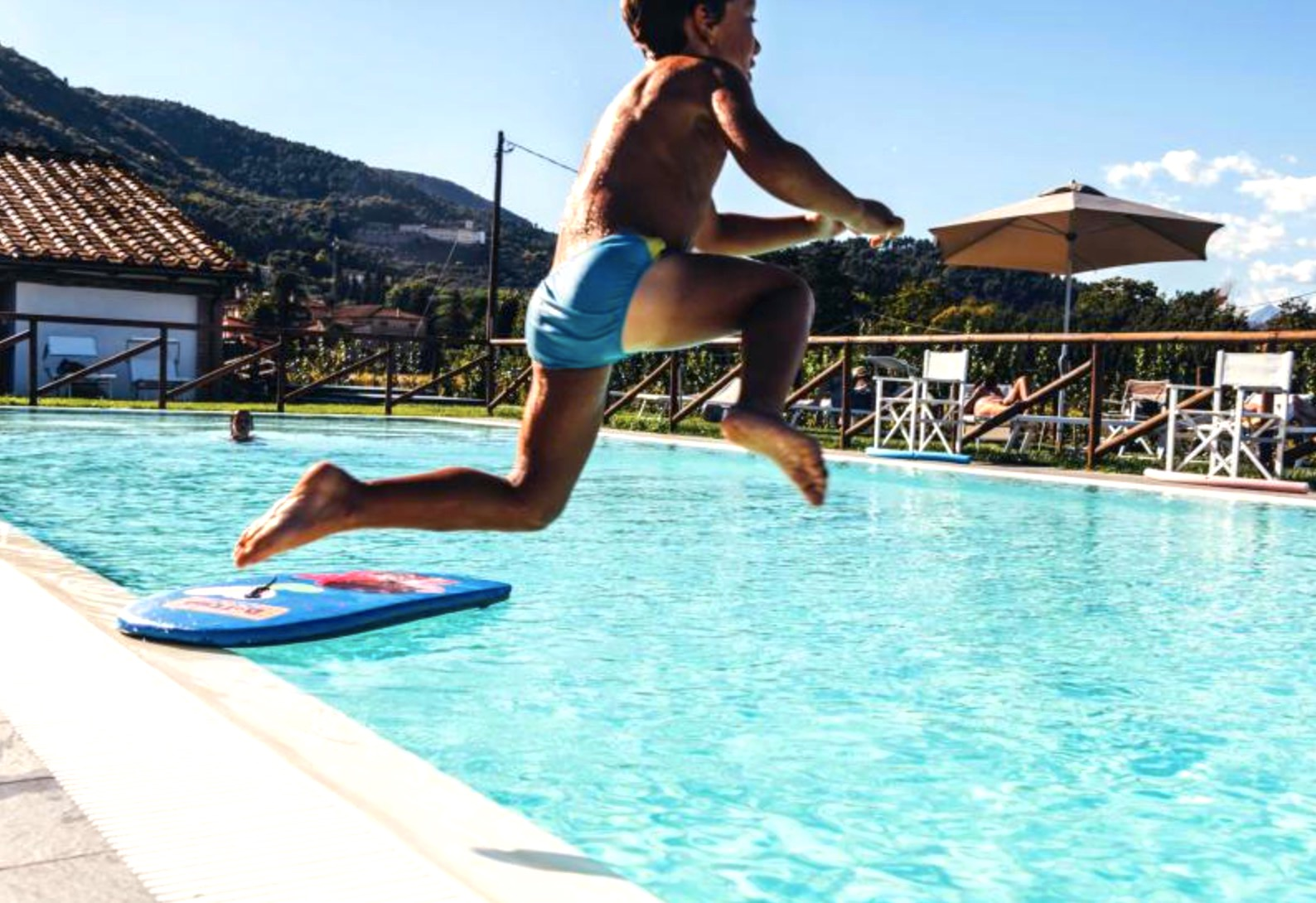 Agriturismo with swimming pool