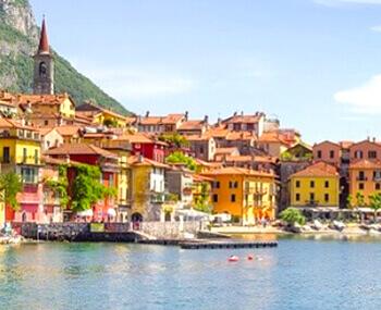 Agriturismo in the Italian Lakes